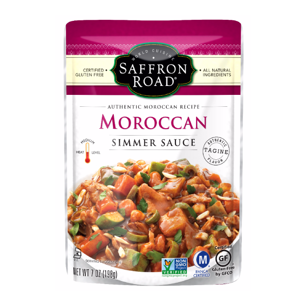 Moroccan Simmer Sauce