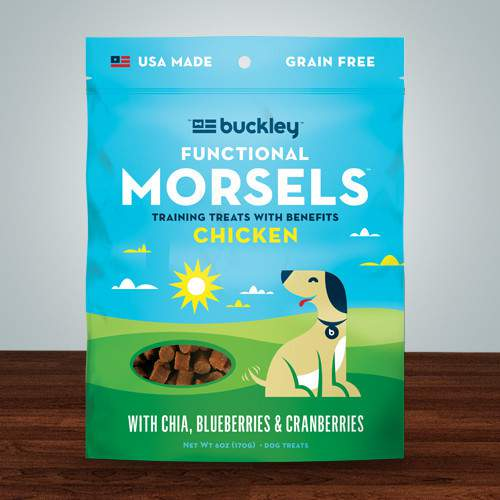 Functional Morsels Training Treats
