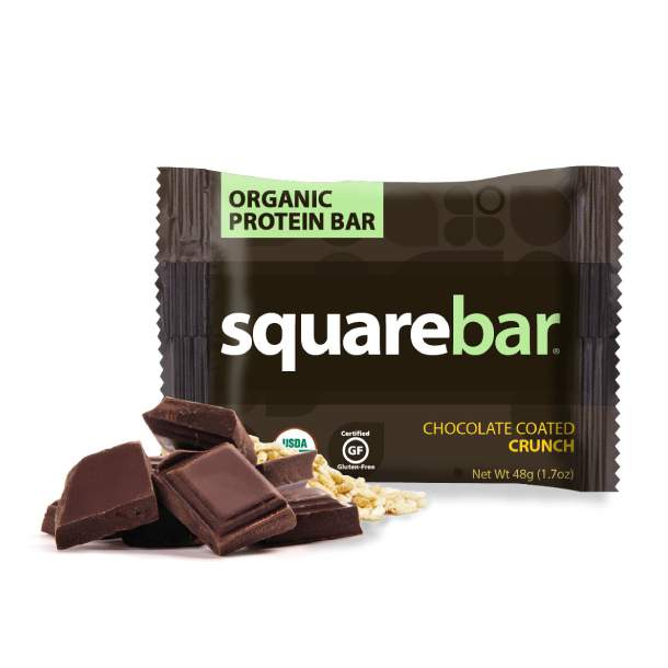 Chocolate Coated Crunch Protein Bar