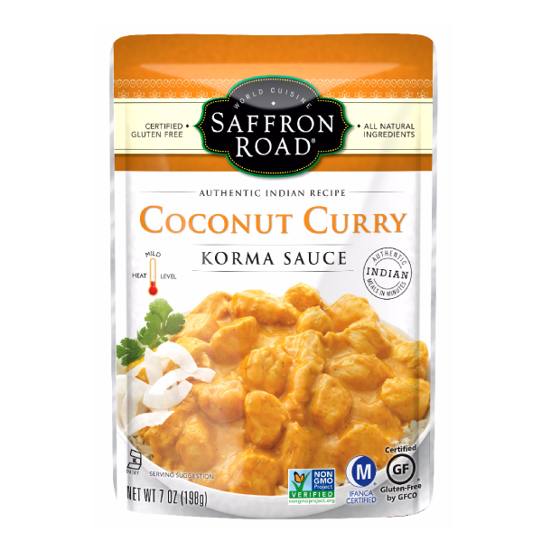 Coconut Curry Simmer Sauce