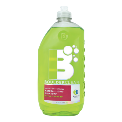 Apple Orchard Natural Liquid Dish Soap